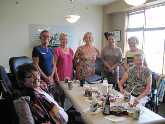Around Hospice - Day Program