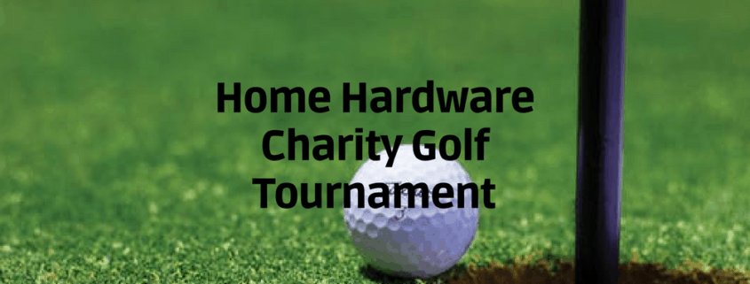 home hardware charity golf tournament kamloops hospice association